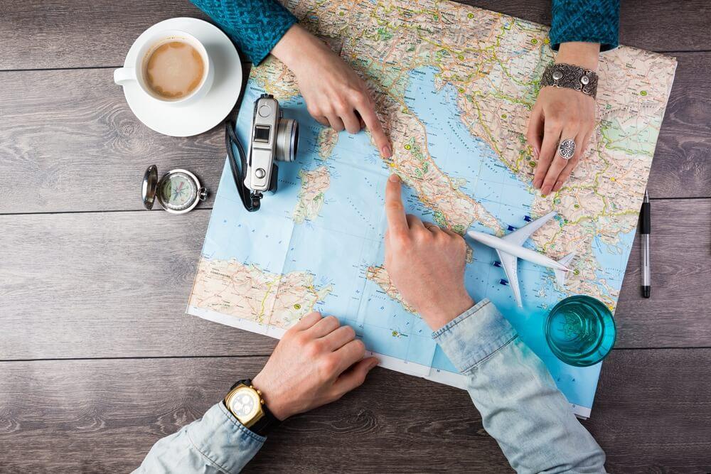 Budgettips reis uitstippelen
