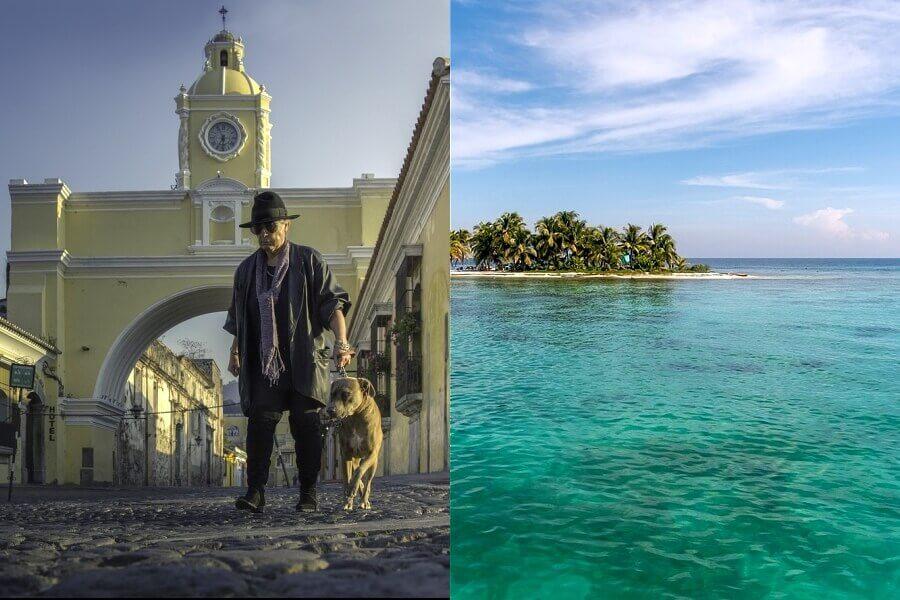 De ideale landencombinatie Guatemala en Belize