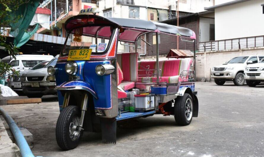 10 Tips voor je eerste bezoek aan Bangkok