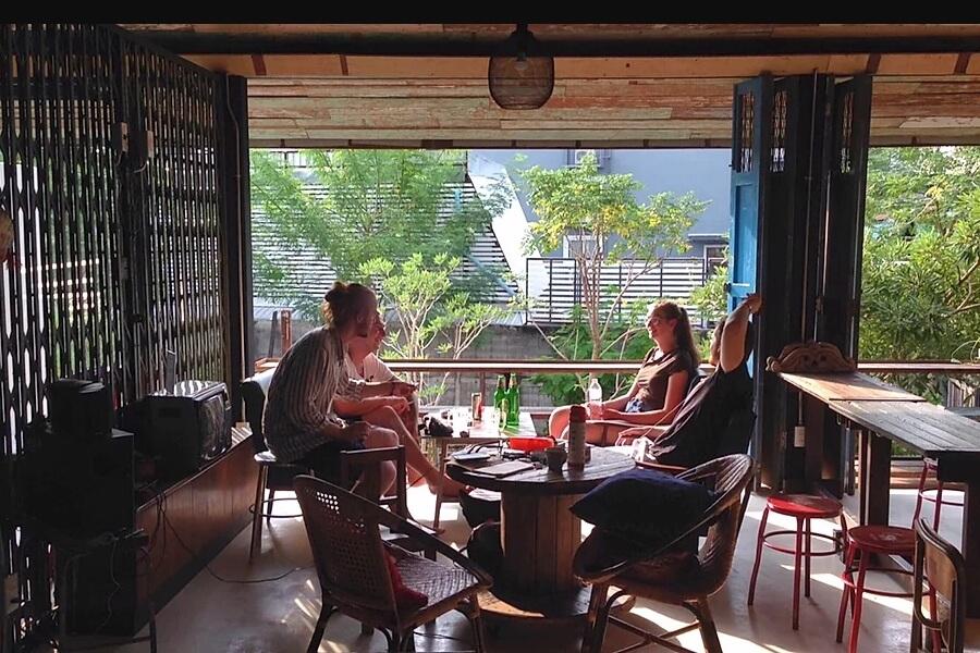 Here Hostel in Bangkok