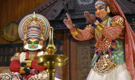 Ramayana voorstellingen in Kochi