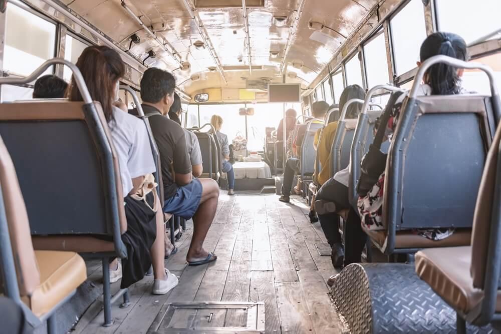 De lokale bus