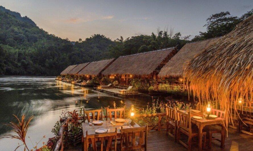 De 10 meest bijzondere hotels van Thailand
