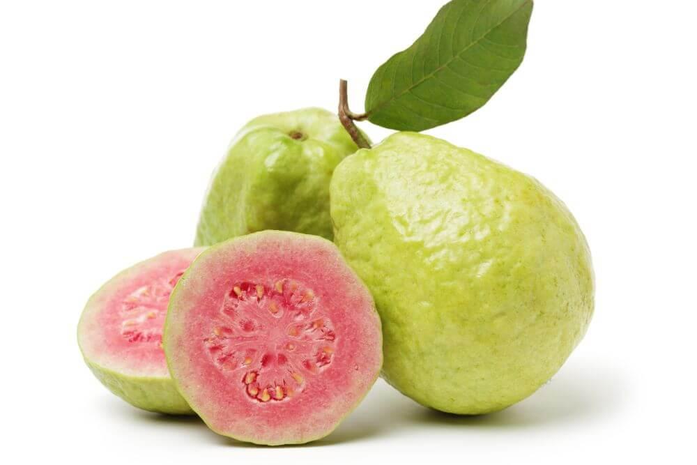 Roze guave
