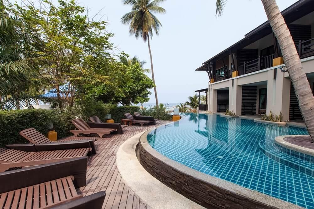Seashell Resort Koh Tao Thailand