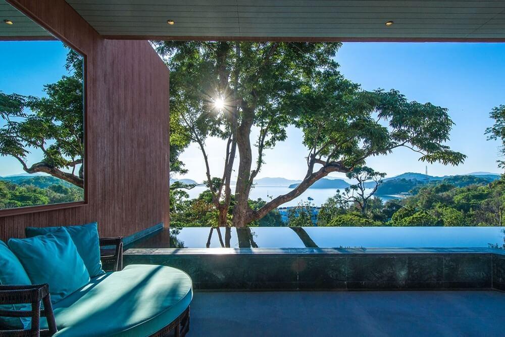 Sri Panwa Pool Villa Hotel Phuket Thailand