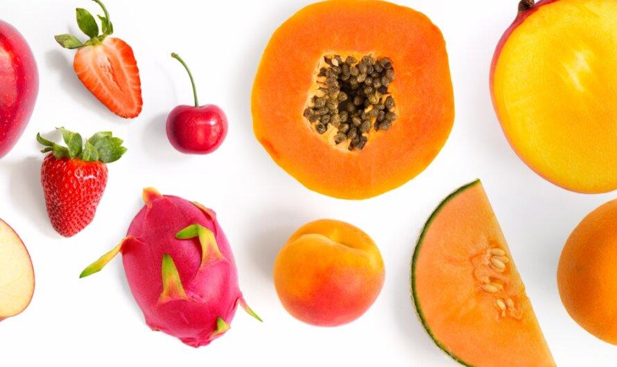 Top 23 van lekkerste tropische vruchten