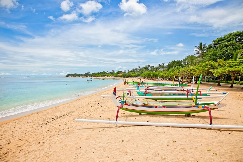 Indonesie Bali Nusa Dua