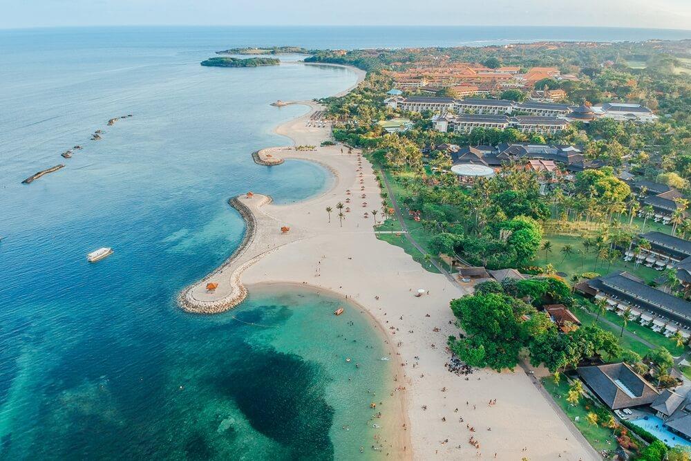 Indonesie Bali Sanur