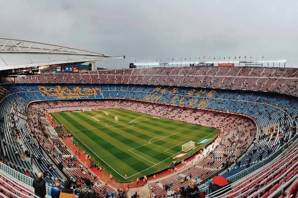 Voetbalreizen Barcelona Camp Nou