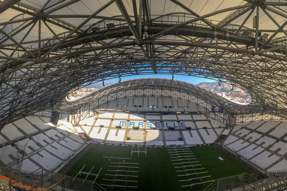 Voetbalreizen Marseille