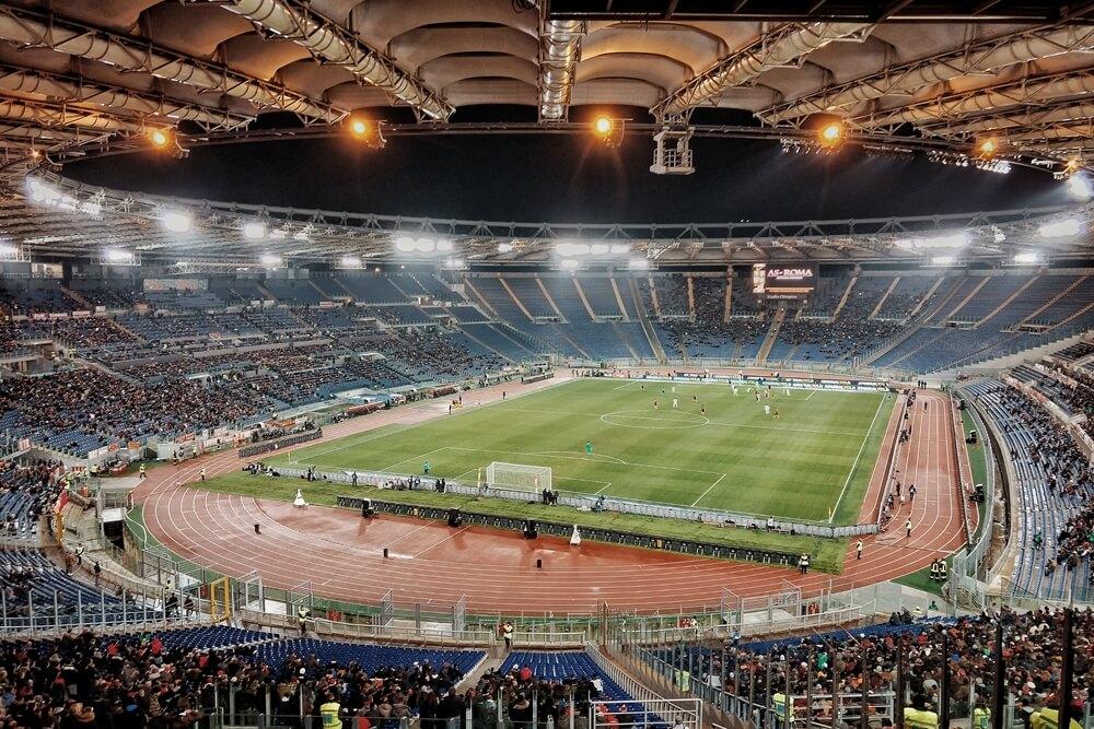 Voetbalreizen Roma