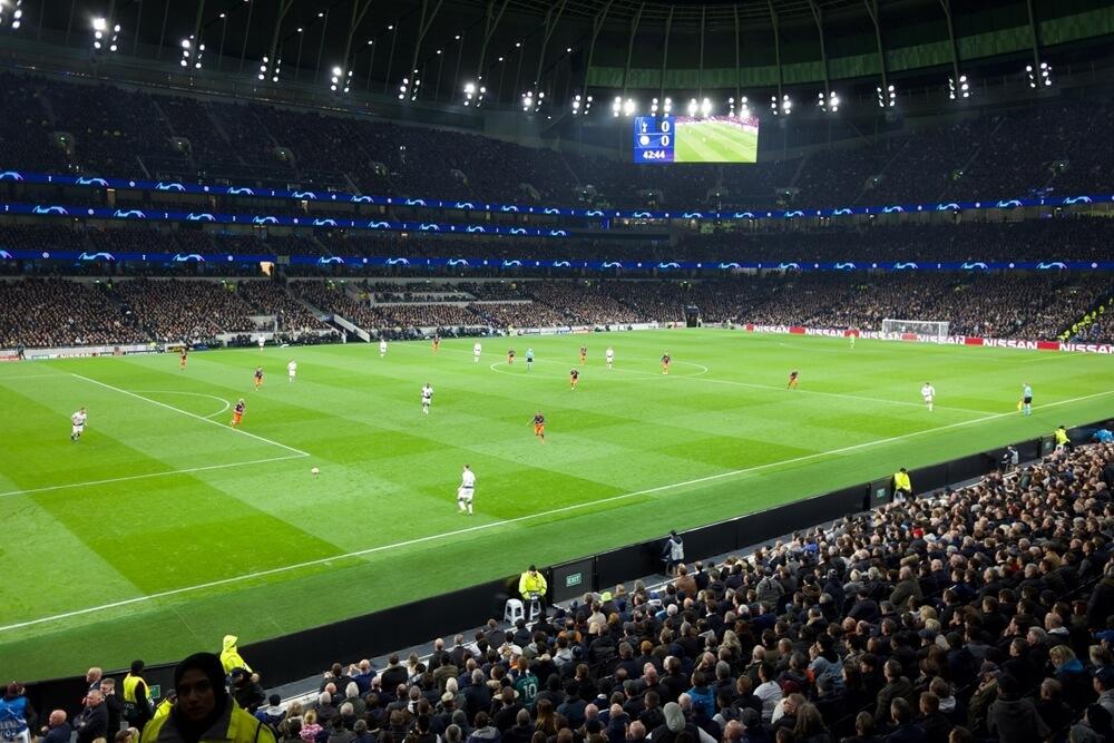 Voetbalreizen Tottenham Hotspur